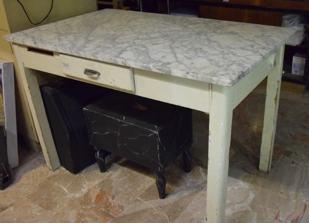 Tavolo in marmo bianco robevecie - Tavolo ovale marmo bianco ...