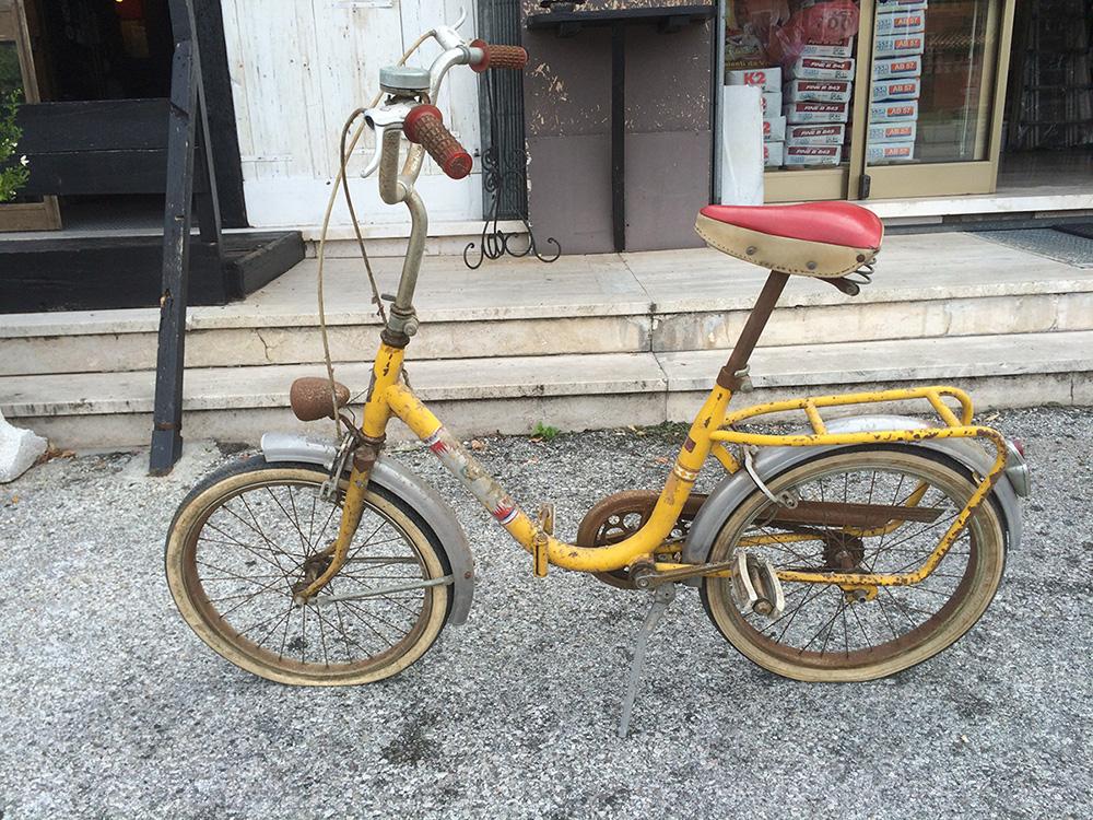 Bici tipo graziella robevecie for Graziella sport