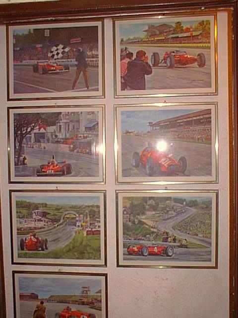 Calendario Anno 1980.Calendario Ferrari 1980