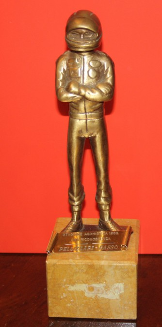 Trofeo Stagione Agonistica 1986