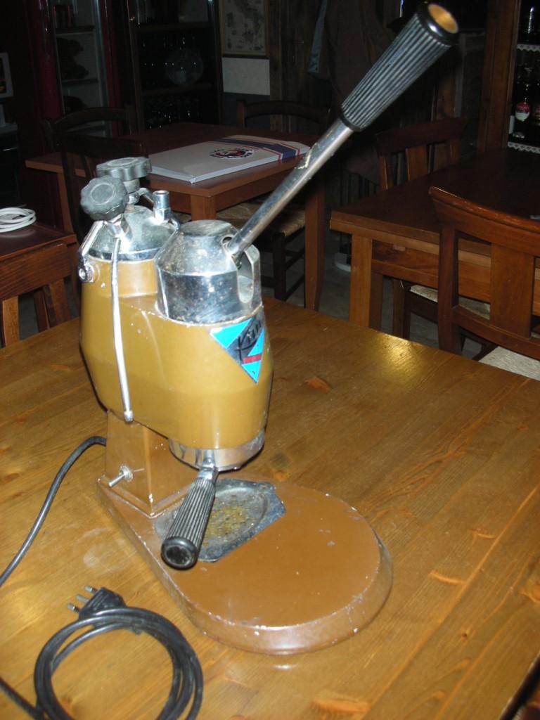 Macchina caffè Kim
