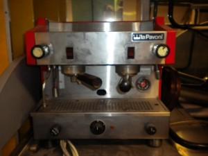 Macchina caffè due gruppi la Pavoni