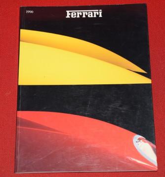 Annuario Ferrari 1990