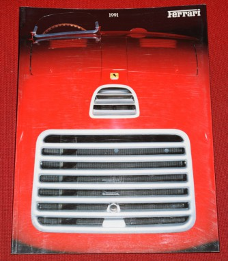 Annuario Ferrari 1991