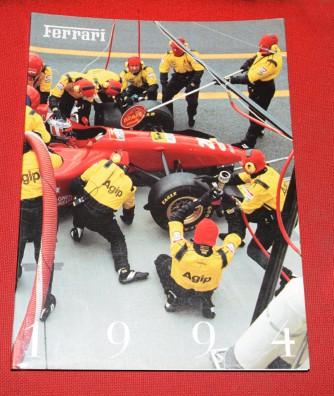 Annuario Ferrari 1994