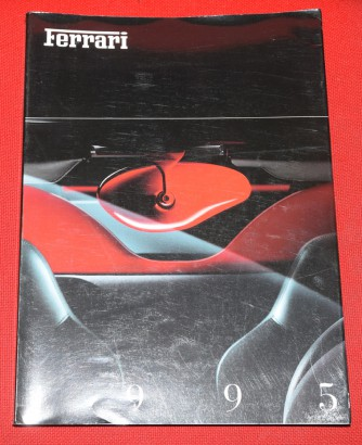 Annuario Ferrari 1995