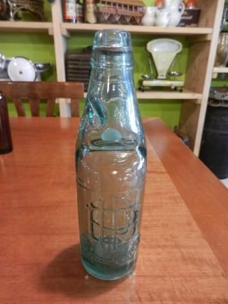 Bottiglia gasosa anni 50