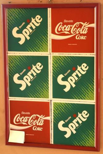Specchio CocaCola-Sprite