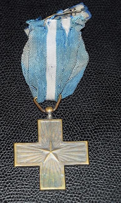 Croce al merito di Guerra 1949