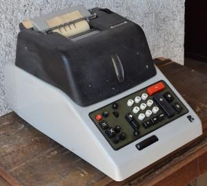 Calcolatrice Olivetti