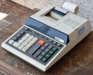 Calcolatrice Ibico 1232