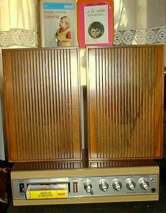 Musicassette super 8 amplificatori