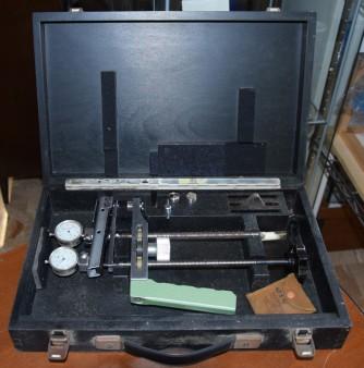 Valigetta calcolatore di pressione