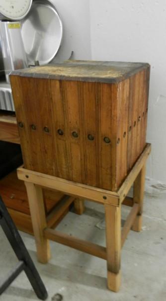 Batticarne in legno