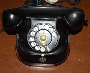 Telefoni in bachelite