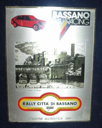Targa Rally Bassano 1991