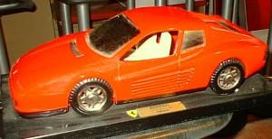 Ferrari Testa Rossa Rondine 1989