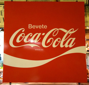 Tabella 90x90 Coca Cola